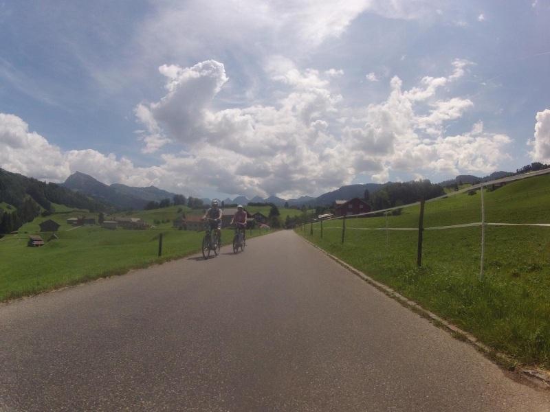 Zwischen Krummenau und Neu St. Johann
