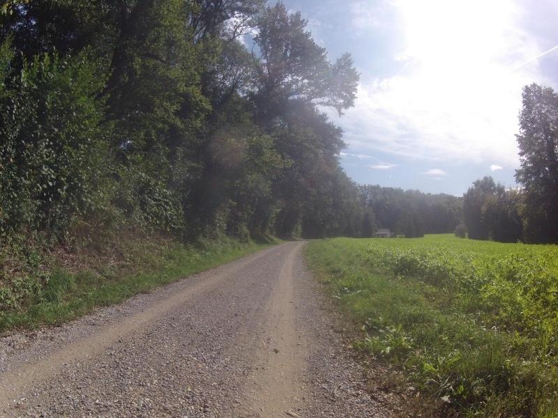 Der Glatt entlang