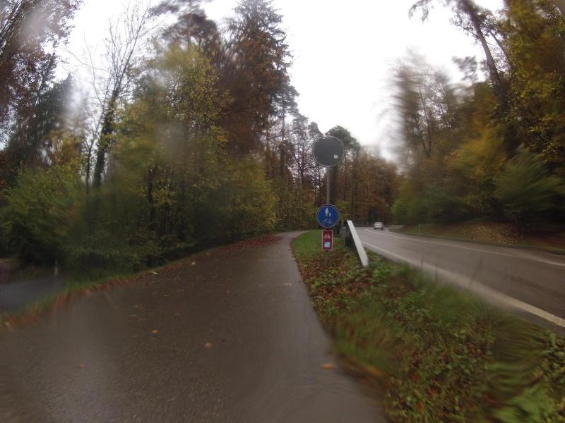 Radweg von Dielsdorf nach Adlikon