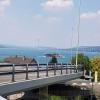 Blick über den unteren Teil des Zürichsees