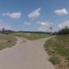 Auf dem Rheintal-Weg kurz vor Rafz