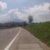 Dem Zugersee entlang, in Richtung Rigi