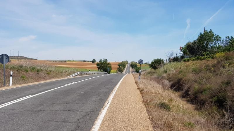 Bodenwellen in Kastilien und Leon