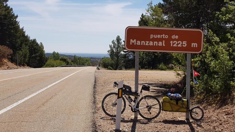 Puerto de Manzanal
