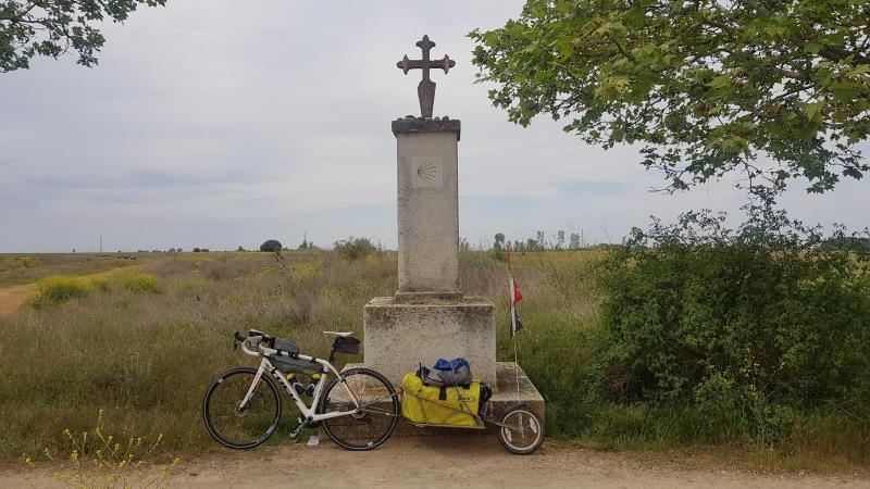 Jakobsweg in Kastilien und Leon