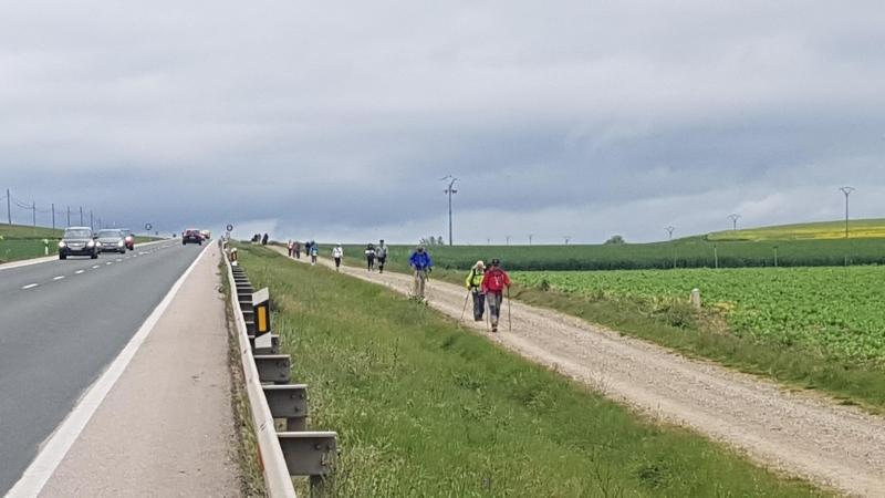 Jakbosweg / Pilgerweg