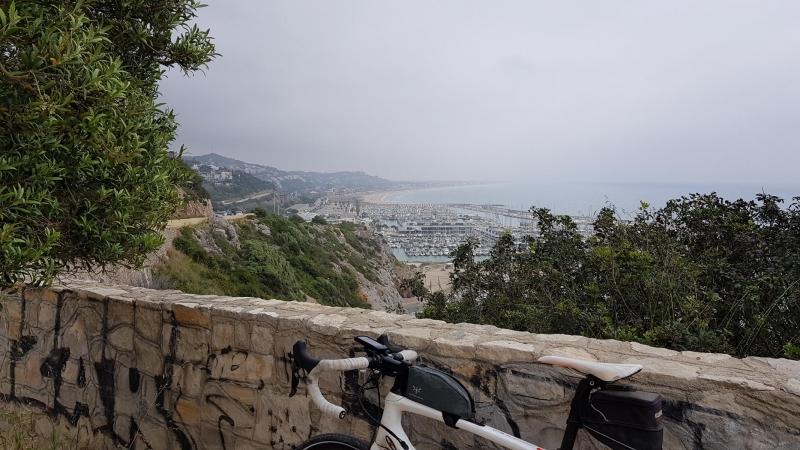 Ausblick in Richtung Barcelona