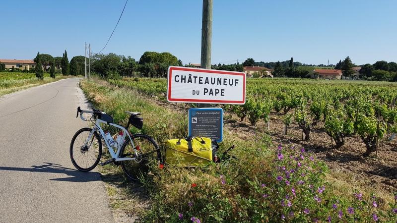 In den Weinanbaugebieten