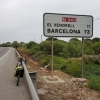 Unterwegs nach Barcelona