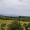 Regen in den Pyrenäen
