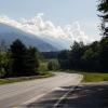 Ein schöner Tag im Wallis beginnt