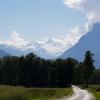 Die Berge rücken immer näher
