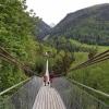 Hängebrücke, Gomser-Bridge