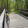Brücken und Wege werden abenteuerlicher