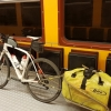 Bahntransport nach Realp