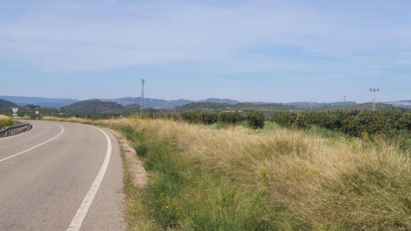 Blick von Marca ins Hinterland