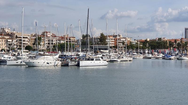 Yachthafen in Cambrils