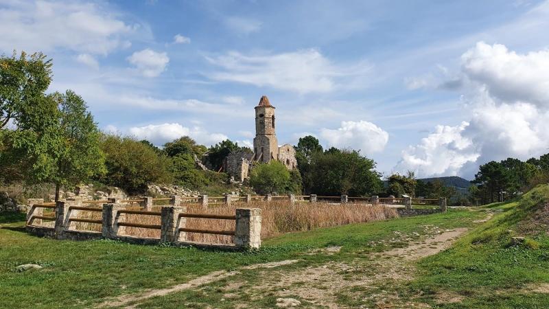 Kirche in La Mussara
