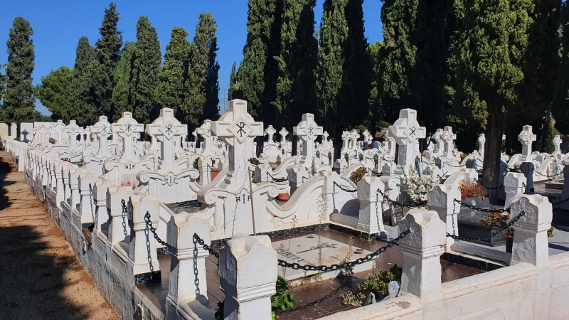 Friedhof in Cambrils