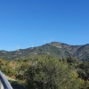 Windräder auf dem Coll de la Teixeta