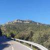 Blick zum Coll de la Teixeta
