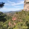Durch canyonartiges Gebirge nach Siruana