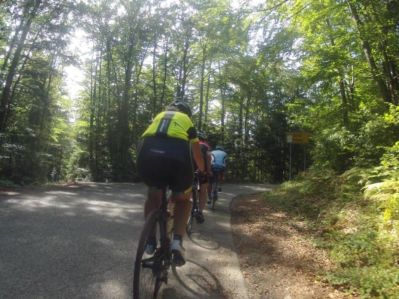 Unterwegs zwischen den Plitvicer Seen und Ogulin