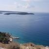 Bucht auf der Insel Rab