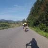 Unterwegs an die Grenze von Kroatien zu Slowenien