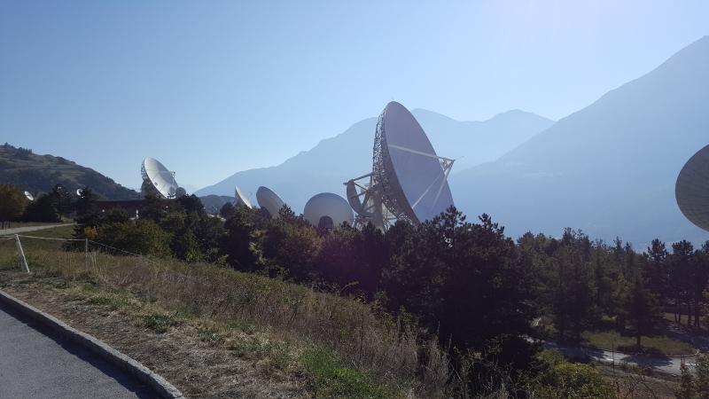 Satellitenbodenstation