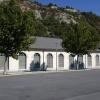 Ehemaliger Bahnhof in Leu/Susten