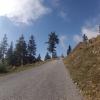 Bergauf am Südhang