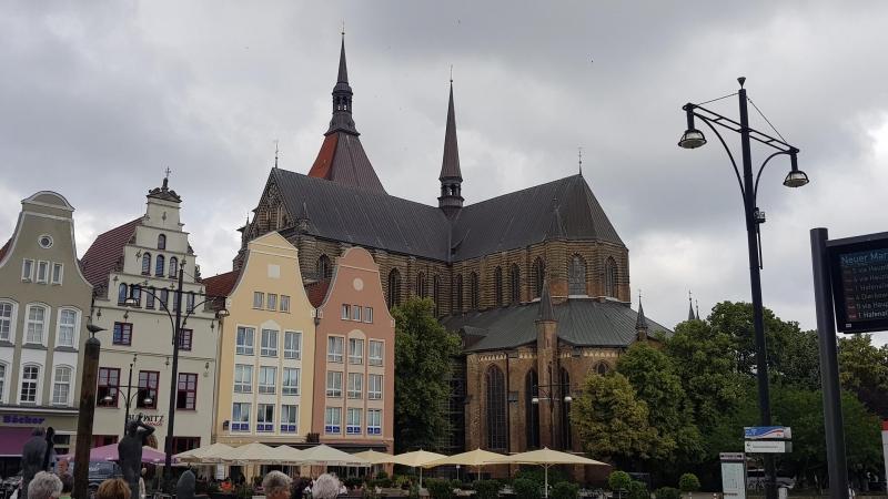 Rostock, Kloster