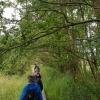 Durch das Naturschutzgebiet