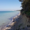 Wanderung an der Ostsee