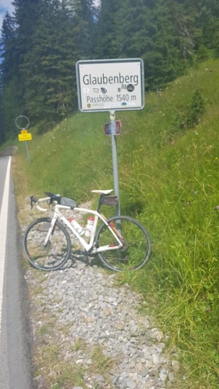Glaubenberg-Passhöhe