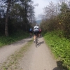 Eindruck der Fahrt im Drautal nach Lienz