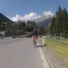 Nach St. Anton am Arlberg hinauf