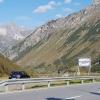 Arlberg Passhöhe