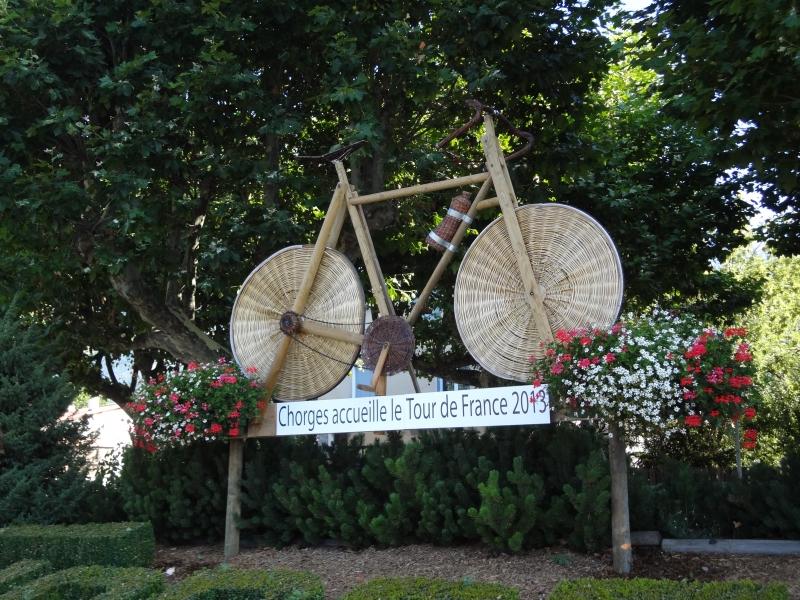 Tour de France in Chorges