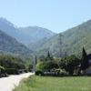 Blick ins Tal des Villards