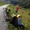 Unterwegs zum Col du Glandon
