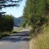 Auffahrt zum Col de la Cayolle