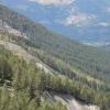 Ausblick vom Col des Champs