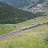 Spitzkehren am Col d'Allos