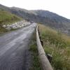 Passstrasse vom Col d'Allos nach Barcelonnette