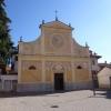 Beispiel einer Kirche im Piemont