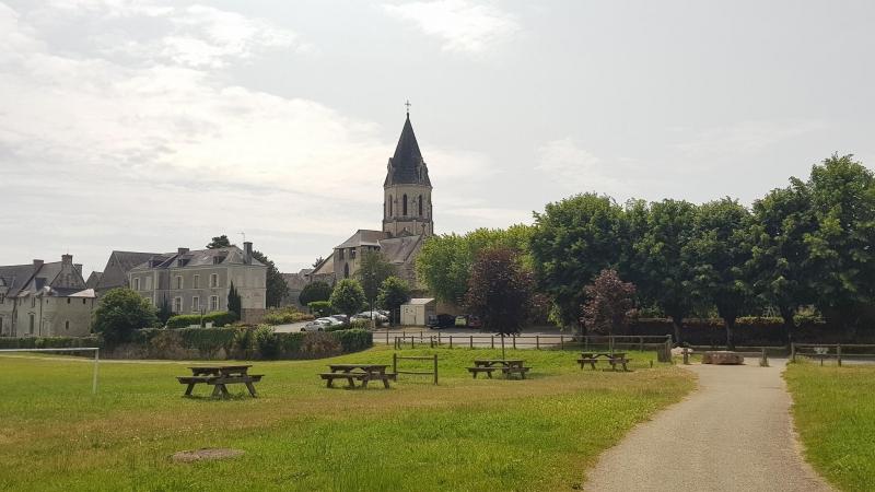 Kirche von Saint-Rémy-la-Varenne