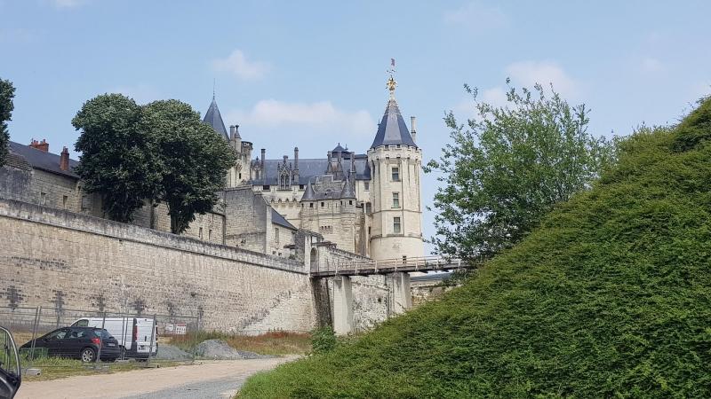 Schloss in Saumur