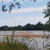 Mittagessen an der Loire